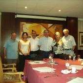Miembros de la Fundación Mn. Sebastiá Fabregas