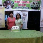 Actual Presidenta del Centro de Reflexología en Portoviejo, Manabí-Ecuador